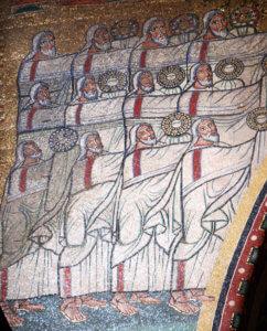 mosaici chiesa santa prassede roma