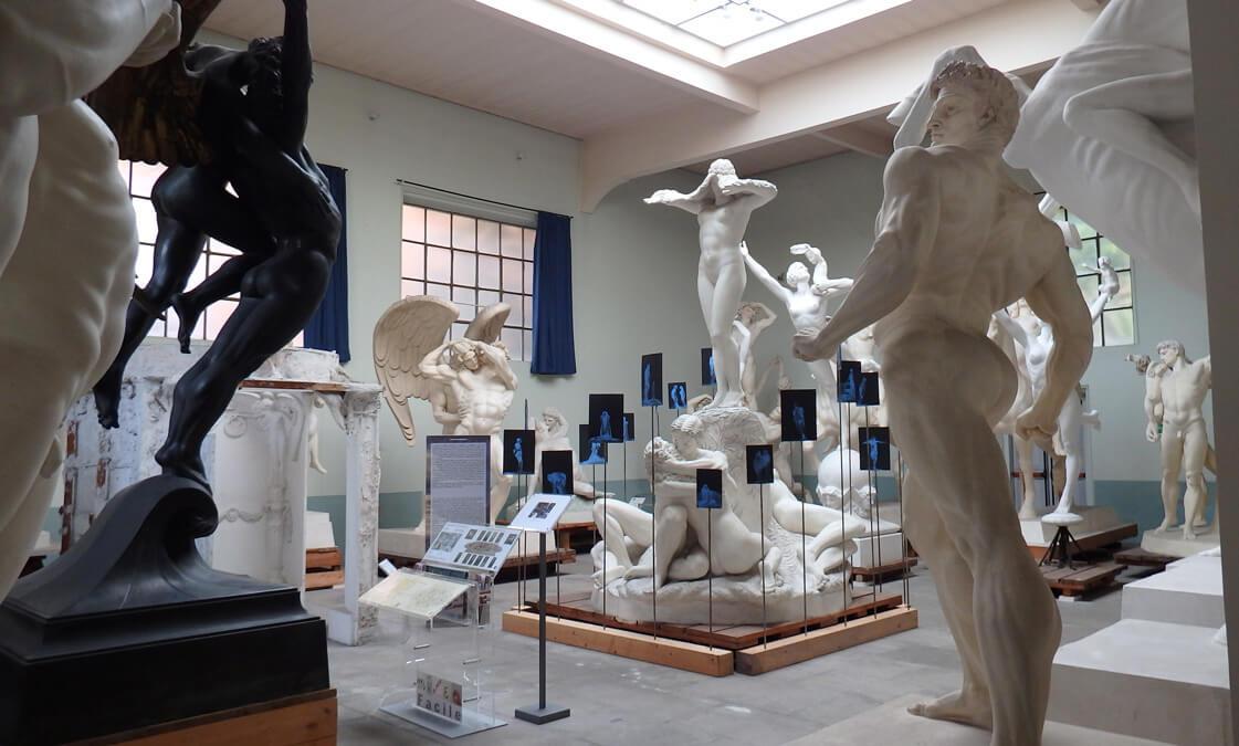 Museo Hendrik Christian Andersen Roma