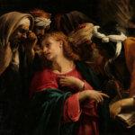 Orazio Borgianni Cristo fra i dottori