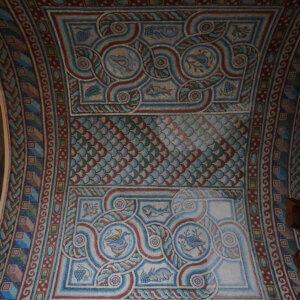 mosaici santa maria della croce casaranello casarano