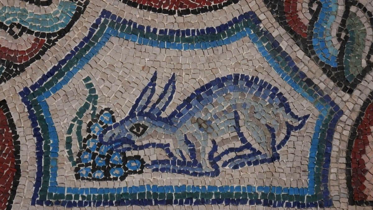 mosaici santa maria della croce casarano