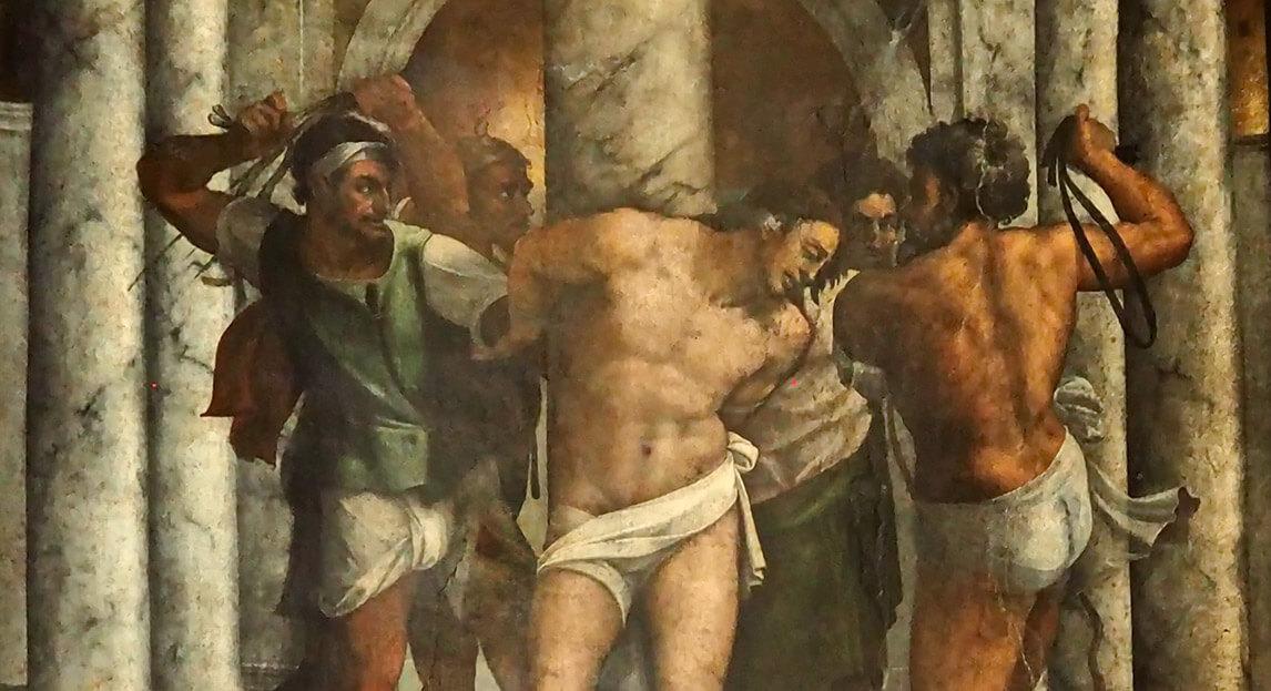 Sebastiano del Piombo Flagellazione